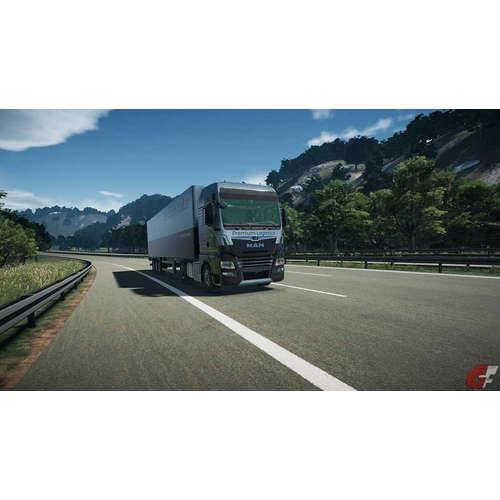 On the Road - Truck Simulator Konsolenfassung Test