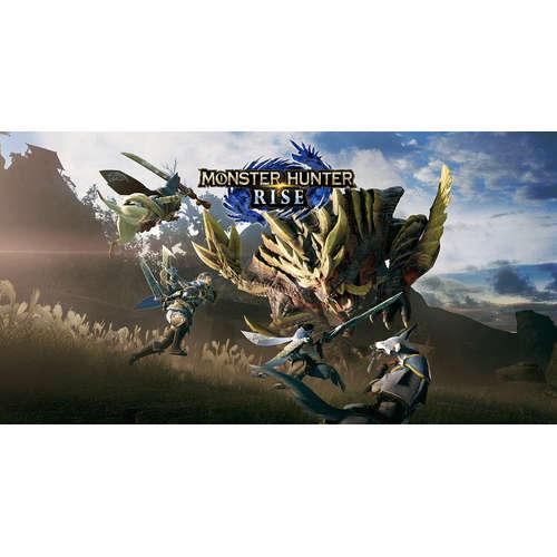 Monster Hunter Rise Test