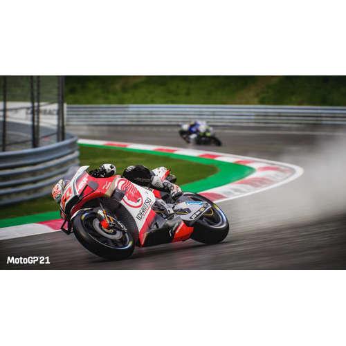 MotoGP 21 Test