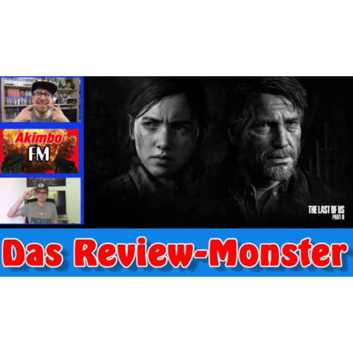 Akimbo FM #47 - Das Review-Monster