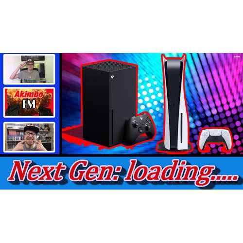 Akimbo FM #49 - Next Gen: loading...