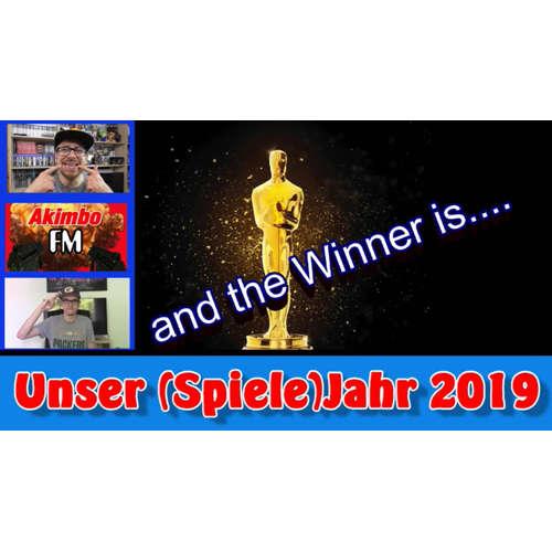 Akimbo FM - Unser (Spiele)Jahr 2019