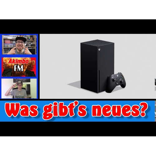 Akimbo FM #37 - Was gibt's neues?