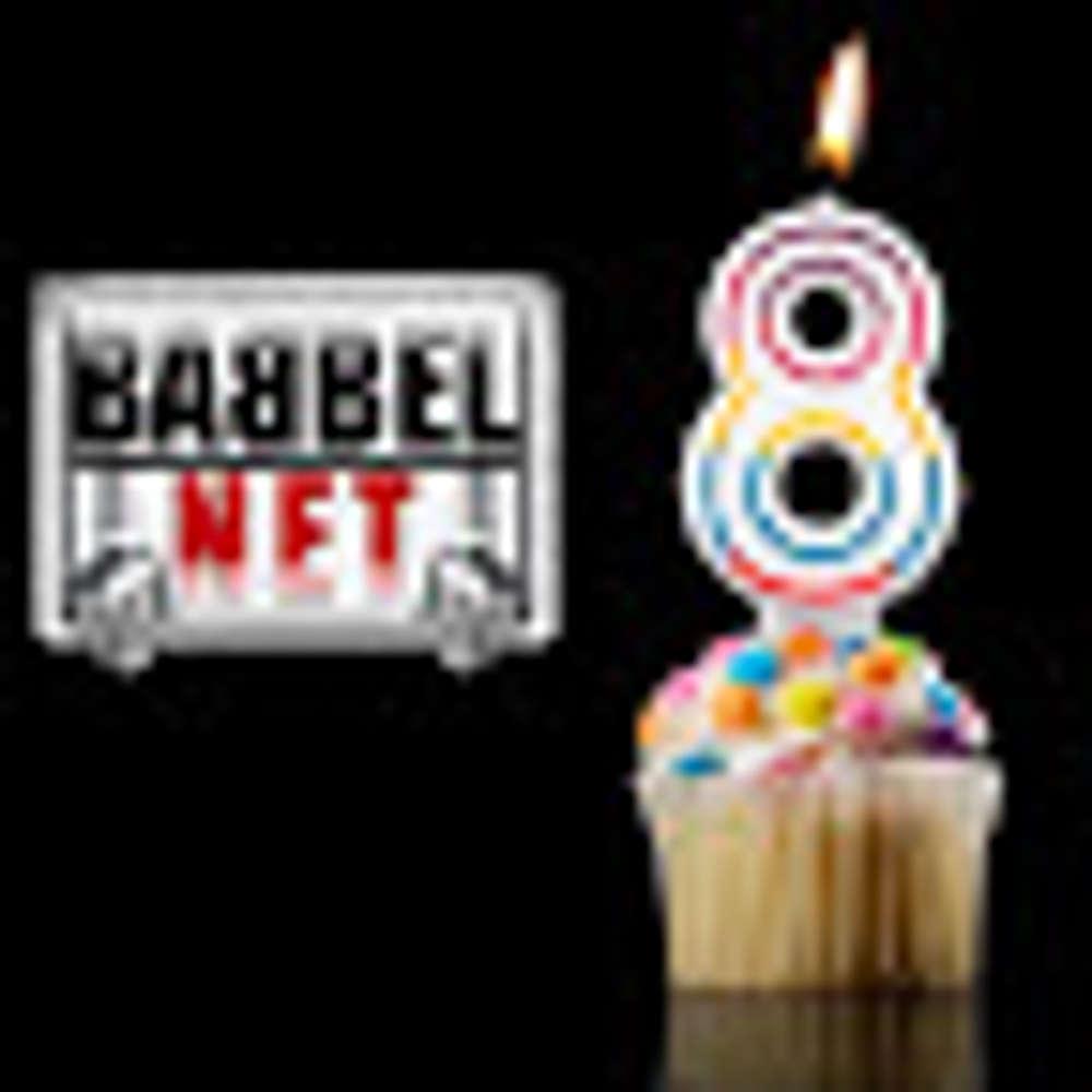 Babbel-Net Podcast Spezial - 8 Jahre Babbel-Net