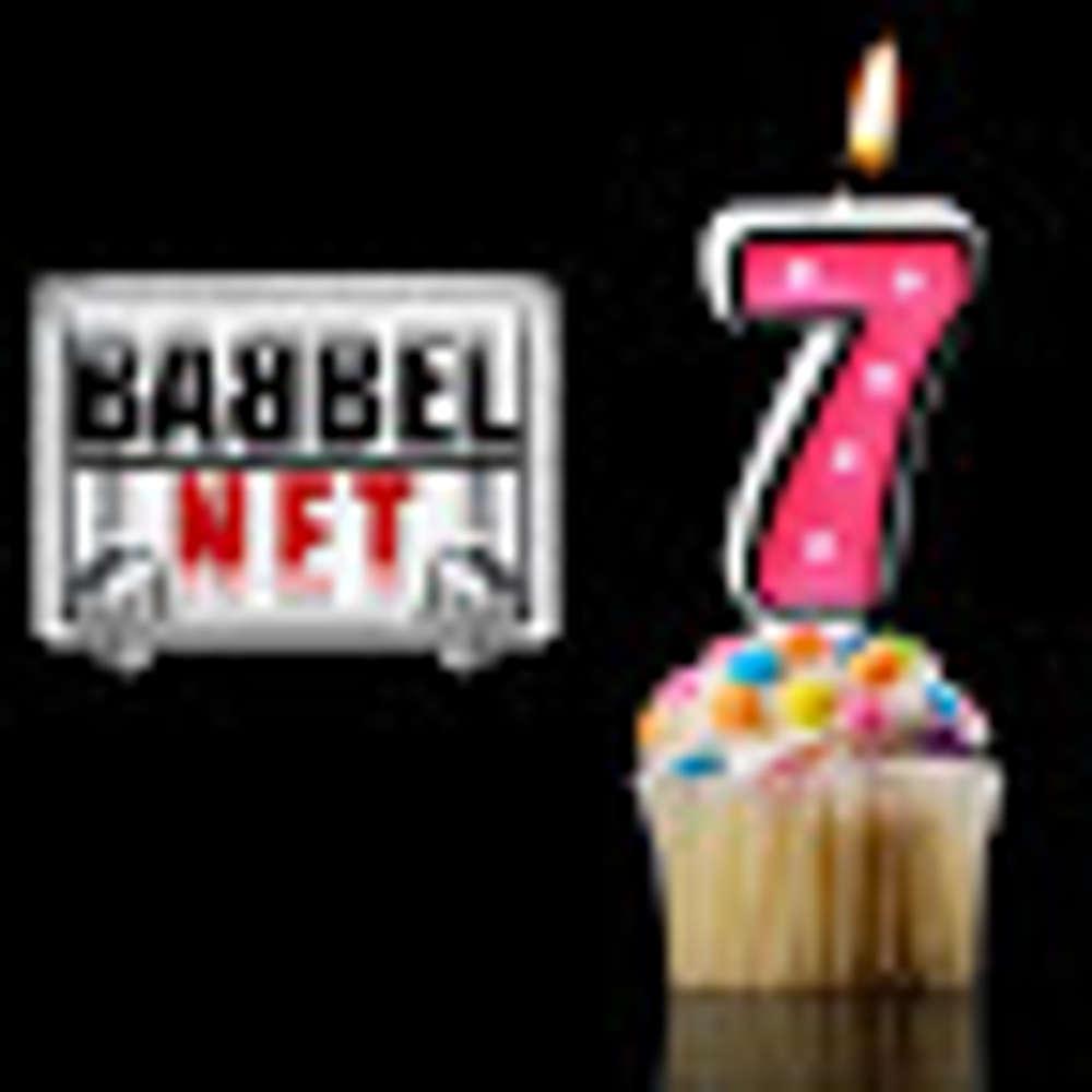 Babbel-Net Podcast Spezial - 7 Jahre Babbel-Net