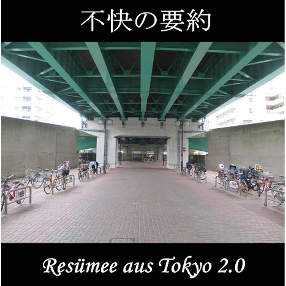 Resümee in Tōkyō 2.0 – Künstliche Insel, klimatisiert