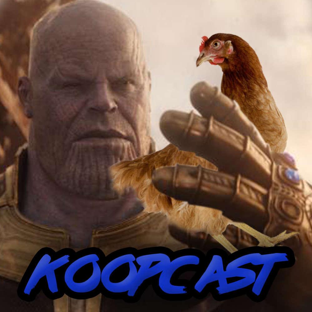 Gerede: Marvel's Infinite Chickenwings