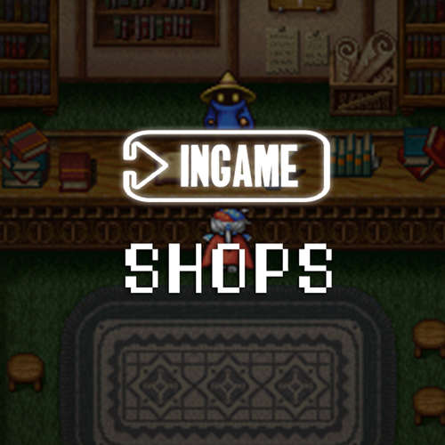 Ingame Shops