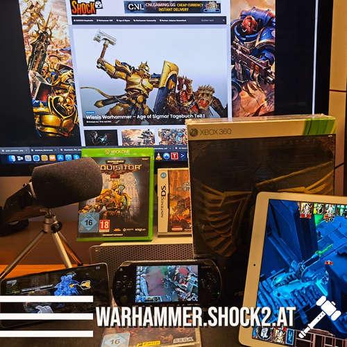 Podcast Special: Warhammer 40K Videospiele