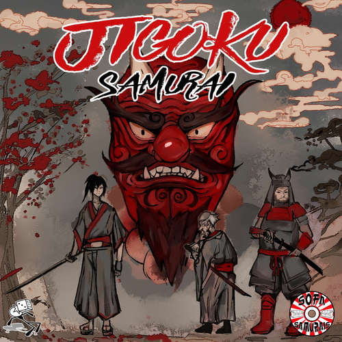 Episode 73 – Pen & Paper One-Shot: Jigoku Samurai feat. Rookie´s Die