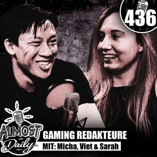 #436 | Gaming RedakteurIn werden bei RBTV vs GAME TWO mit Micha, Viet & Sarah