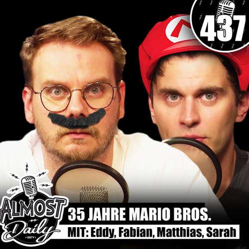 #437 | 35 Jahre Super Mario Bros.