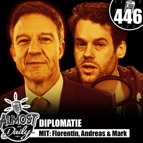 #446 | Diplomatie mit Markus Potzel