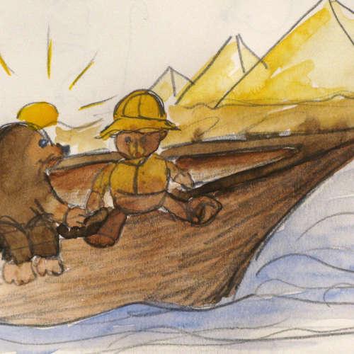 Buddler 5: Ägypten