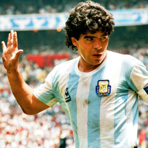 Super-Fußballer Maradona gestorben