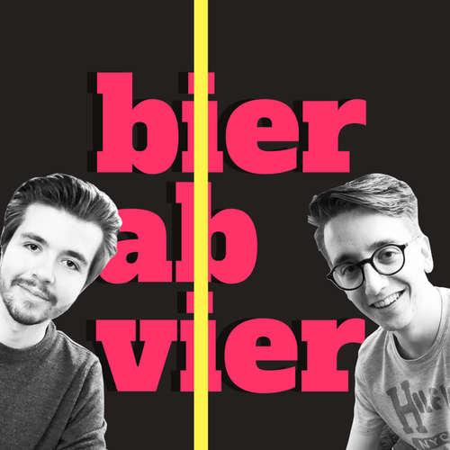 #43 Adam und Pascal trinken ein Bilanz-Bier