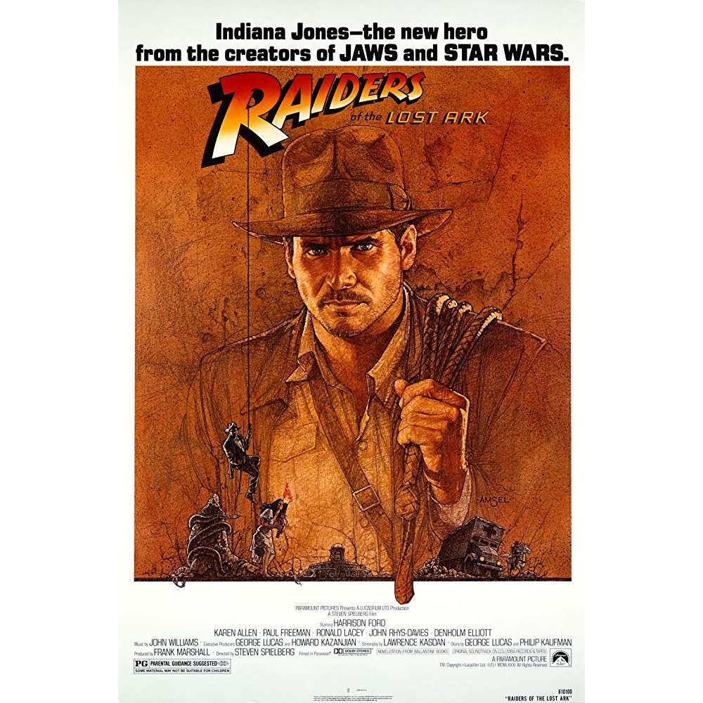 Episode 050: Jäger des verlorenen Schatzes (Raiders of the Lost Ark), 1981
