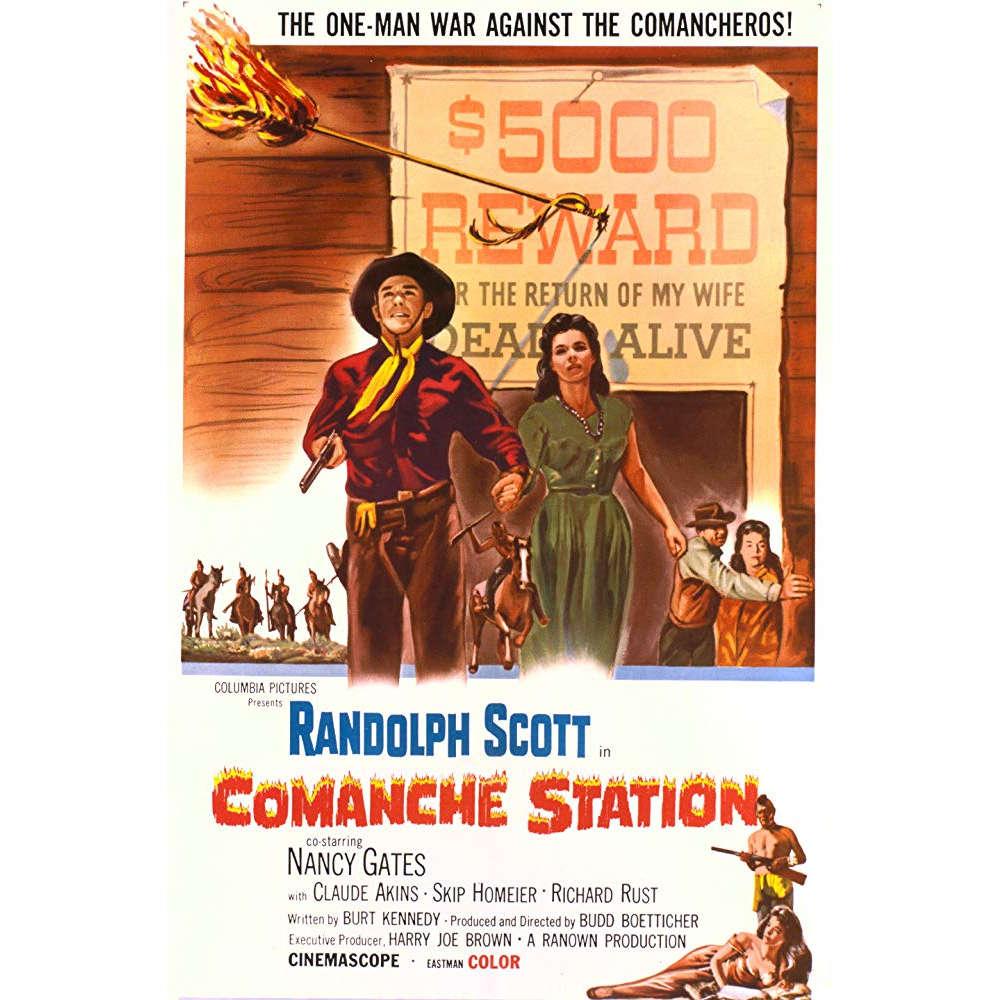 Episode 049: Comanche Station - Einer gibt nicht auf, 1960