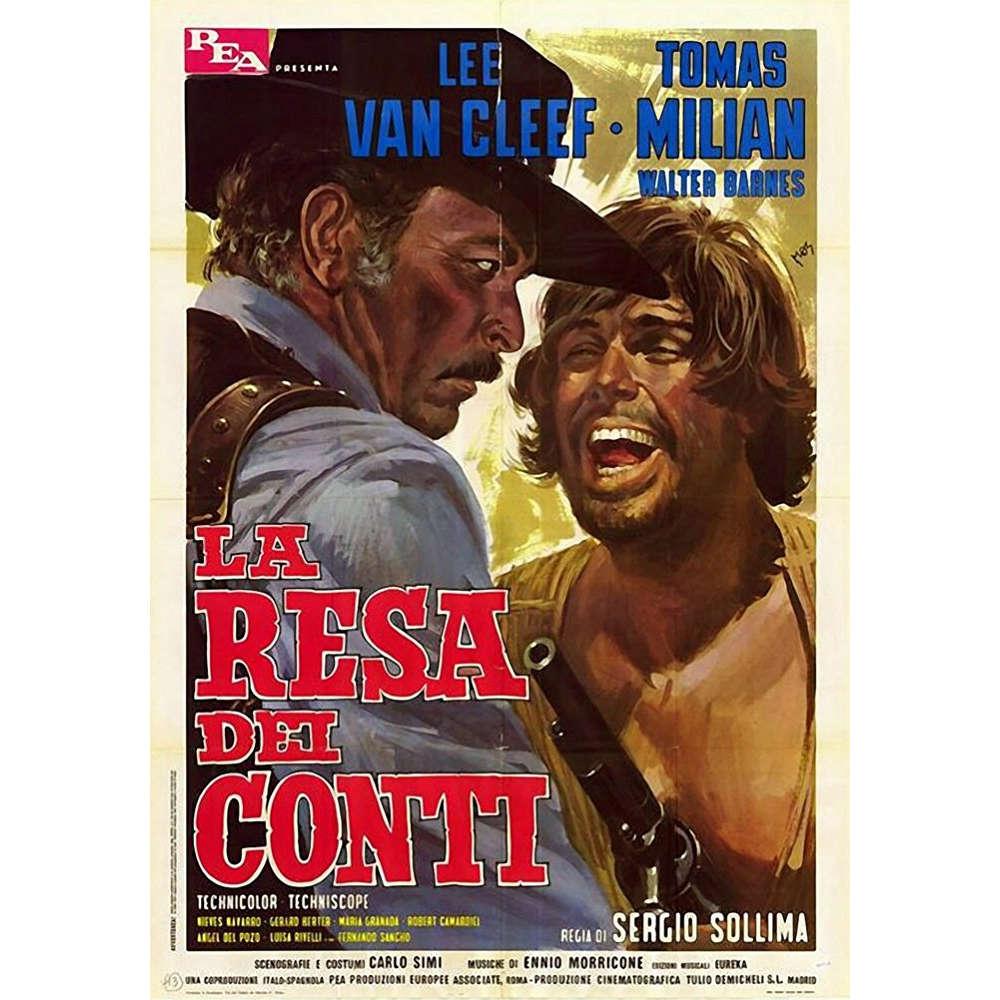 Episode 040: Der Gehetzte der Sierra Madre (La Resa Dei Conti), 1966