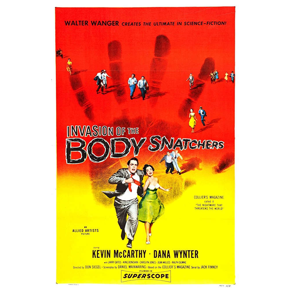 Episode 033: Die Dämonischen (Invasion of the Body Snatchers), 1956