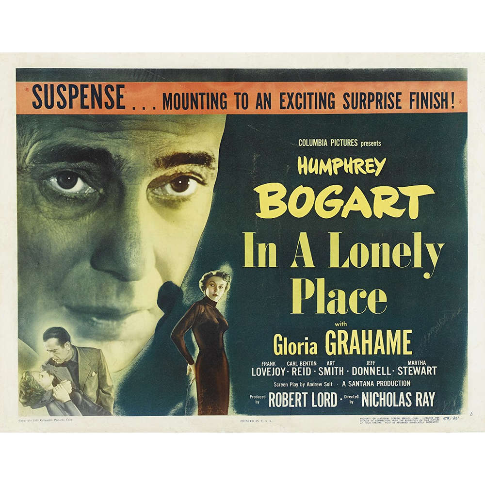 Episode 031: Ein einsamer Ort (In a Lonely Place), 1950