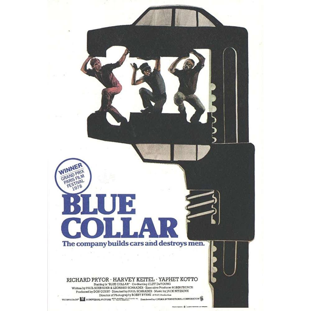 Episode 028: Blue Collar - Kampf am Fließband ( Blue Collar), 1978