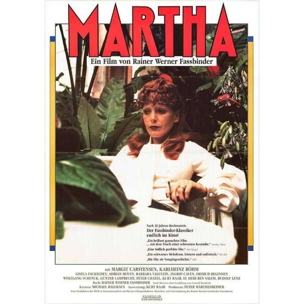Episode 022: Martha, 1974