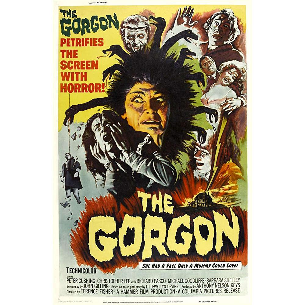 Episode 017: Die brennenden Augen von Schloss Bartimore (The Gorgon), 1964