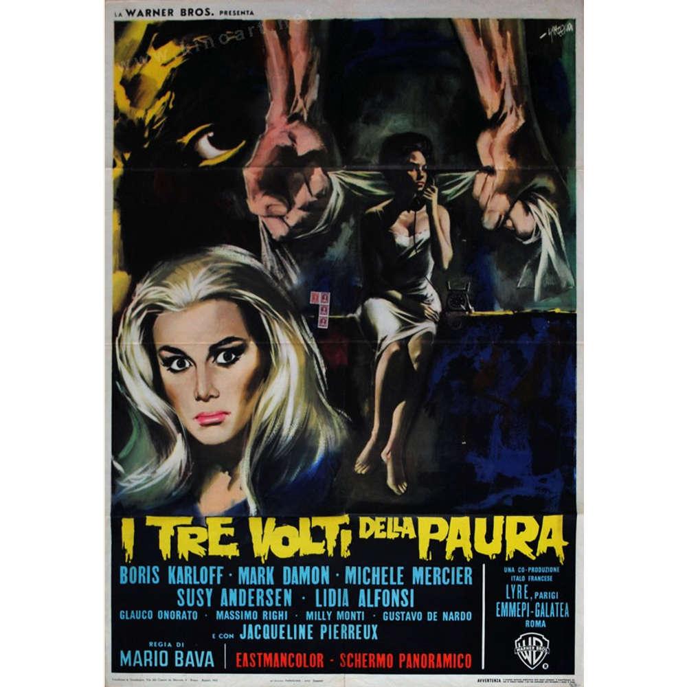Episode 009: Die drei Gesichter der Furcht (I tre volti della paura / Black Sabbath), 1963