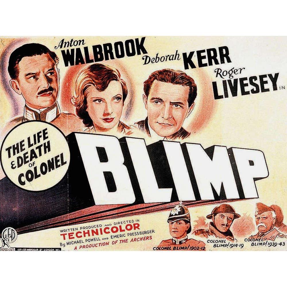 Episode 090: Leben und Sterben des Colonel Blimp (The Life and Death of Colonel Blimp), 1943