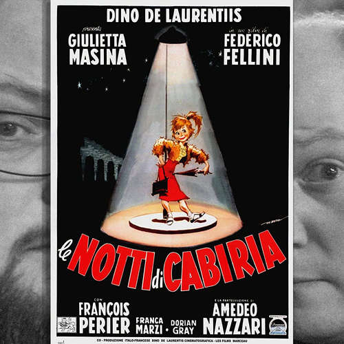 Episode 136: Die Nächte der Cabiria (Le Notti di Cabiria), 1957