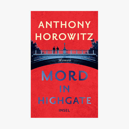 "Anthony Horowitz: ""Mord in Highgate"""