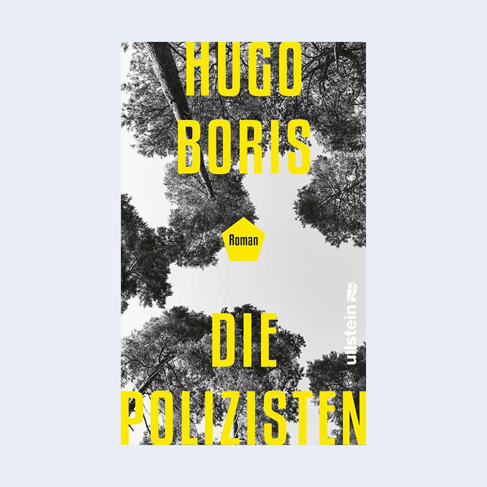 "Hugo Boris: ""Die Polizisten"""