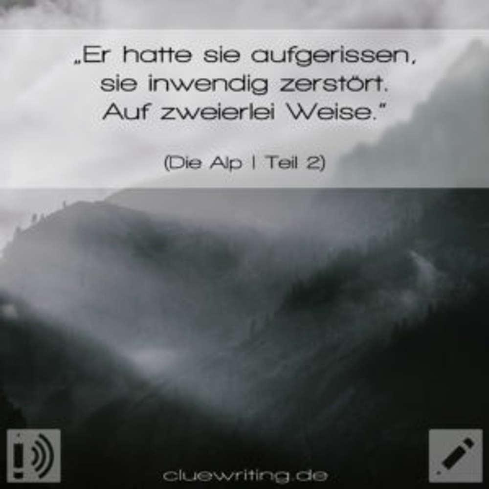 S15E12 | Die Alp | Teil 2