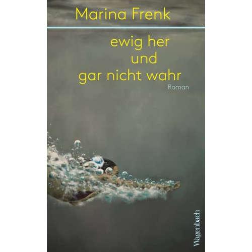 [Podcast] Interview über das Buch : ewig her und gar nicht wahr mit Marina Frenk