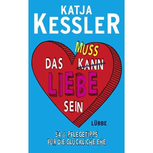 Interview über das Buch: Das muss Liebe sein mit Katja Kessler – Podcast