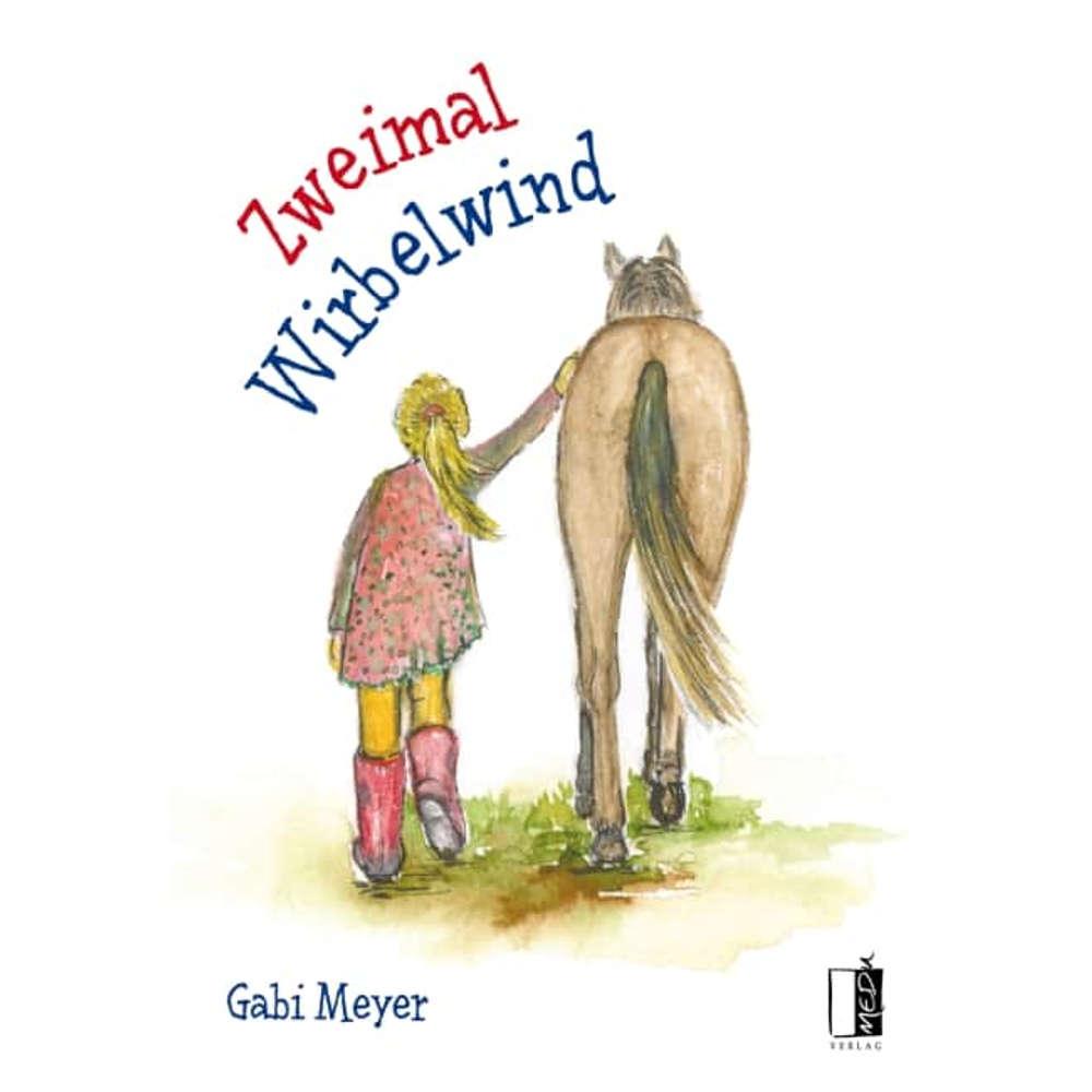 Interview über das Buch : Zweimal Wirbelwind mit Gabi Meyer – Podcast