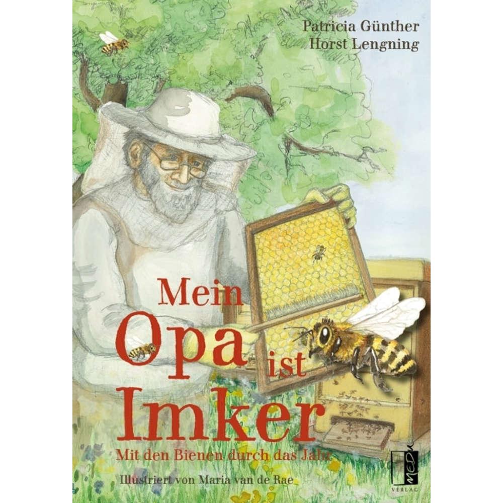 Interview über das Buch : Mein Opa ist ein Imker mit Patricia Günther – Podcast