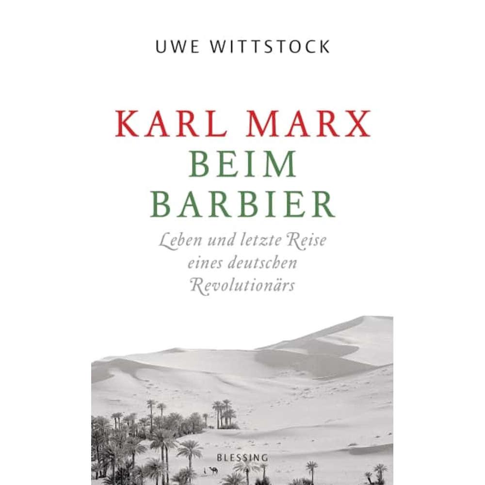 Interview mit Uwe Wittstock über das Buch: Karl Marx beim Barbier – Podcast