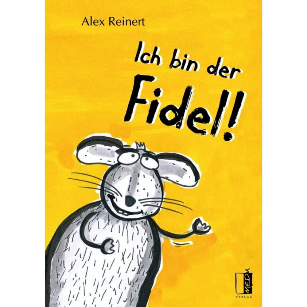 Interview mit  Alex Reinert über das Buch : Ich bin der Fiedel – Podcast