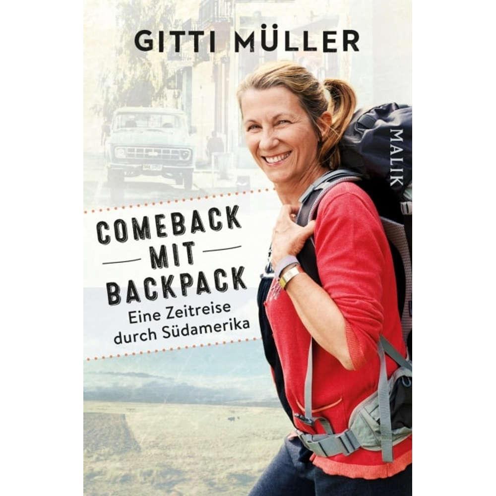 Interview mit Gitti Müller über das Buch : Comeback mit Backpack