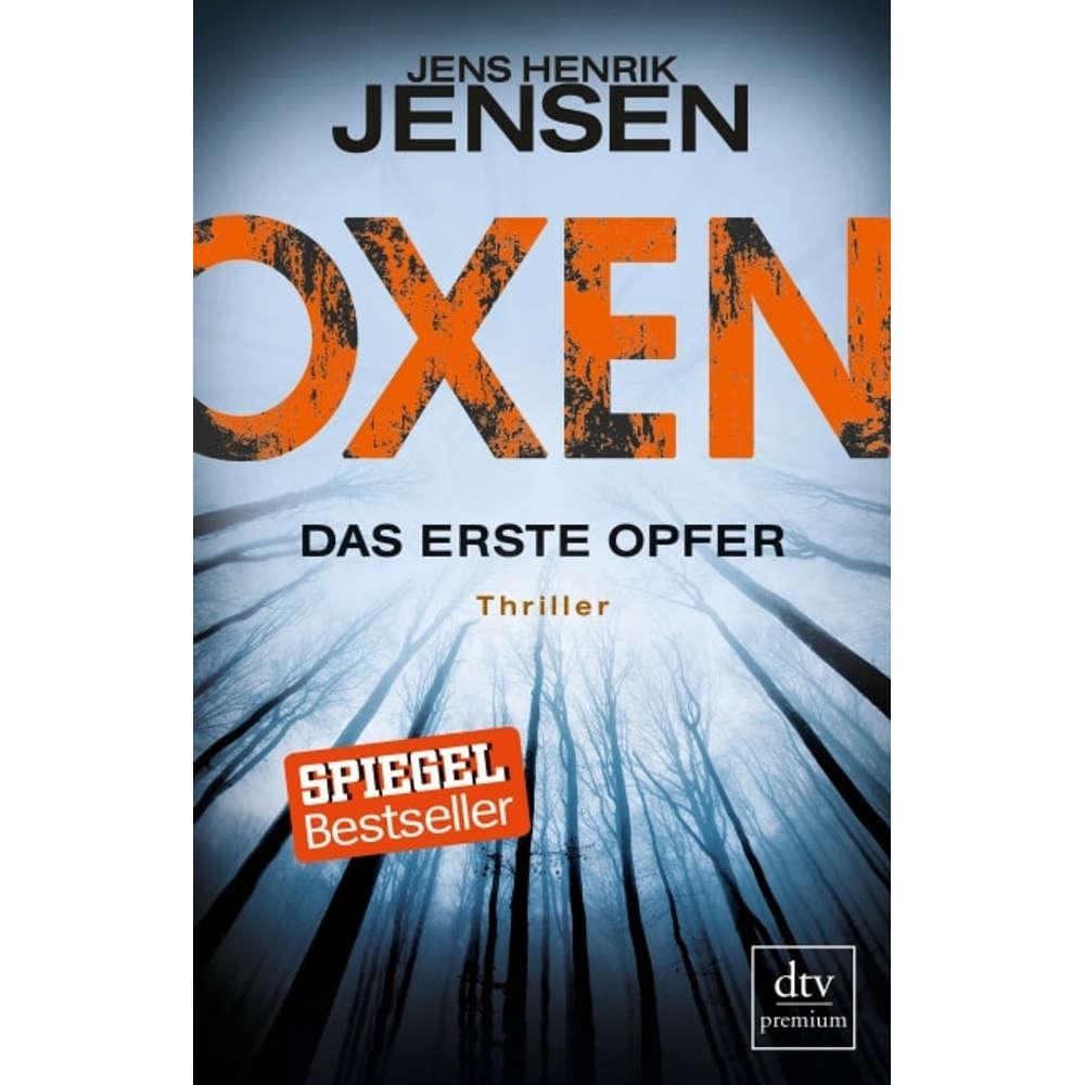 Interview mit Jens Henrik Jensen über das Buch : Oxen – Das erste Opfer
