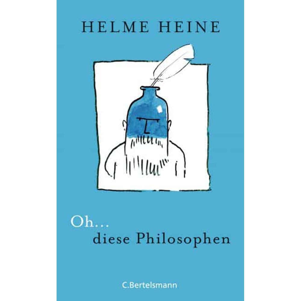 [Podcast] Interview mit Helme Heine über : Oh… diese Philosophen
