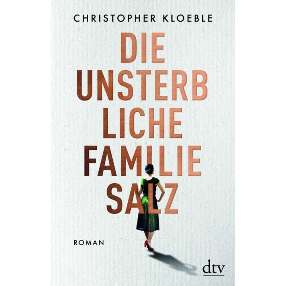 [Podcast] Interview mit mit Christopher Kloeble über die Unsterbliche Familie Salz