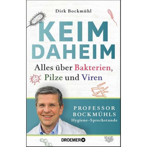 [Podcast] Interview über das Buch : Keim daheim mit Dirk Bockmühl