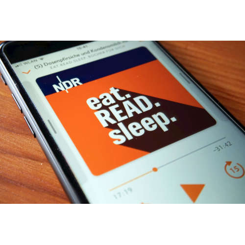 eat.READ.sleep. – Ein Gespräch mit den Machern des NDR-Bücherpodcasts
