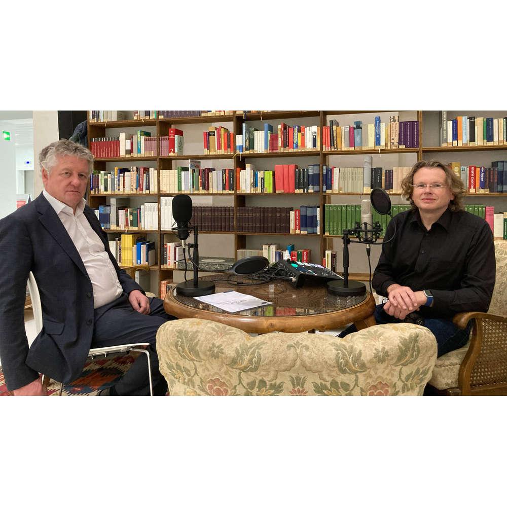 Mit Julius Deutschbauer im Herz der ungelesenen Bücher