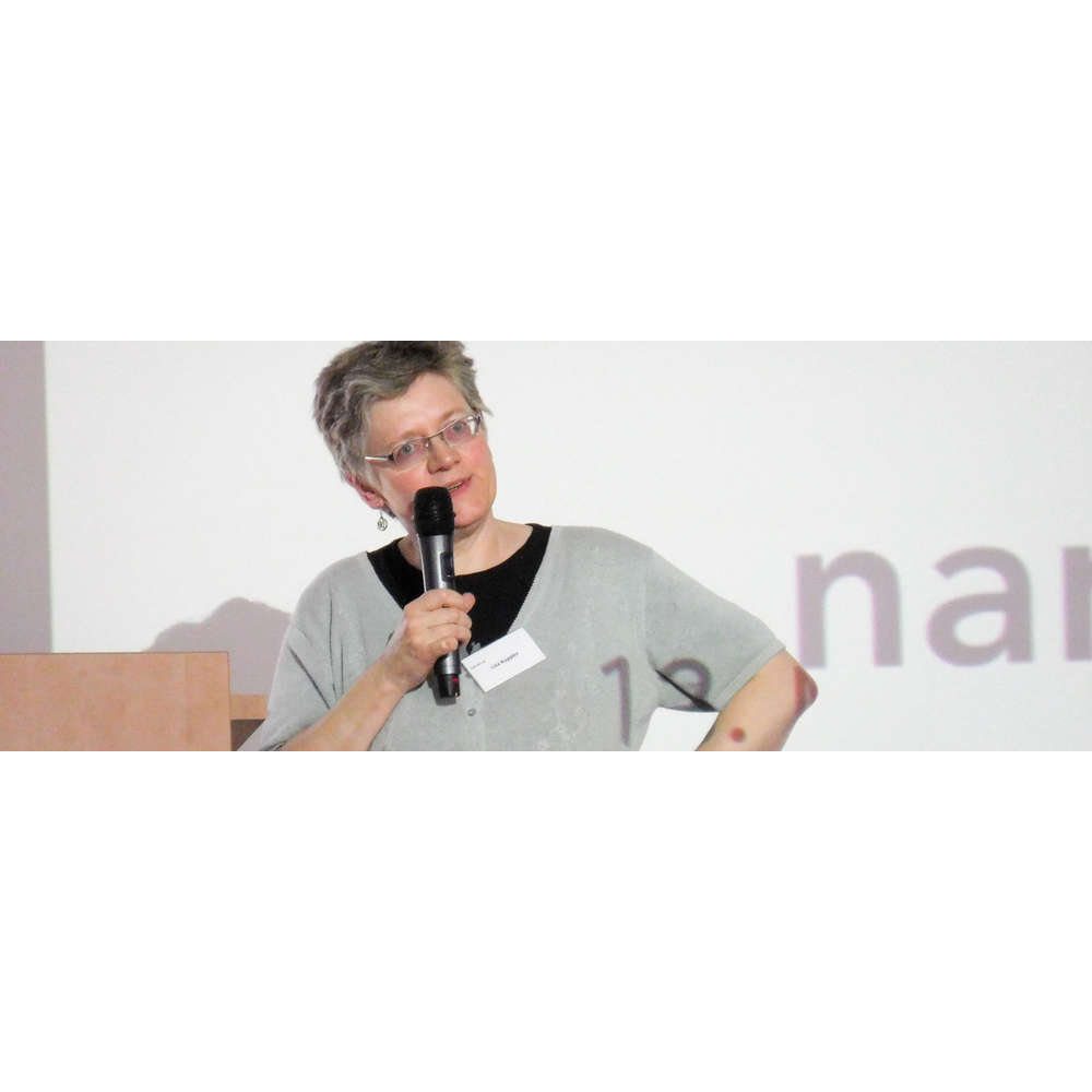 Narrativa: Lektorin Lisa Kuppler über Probleme beim Präsens