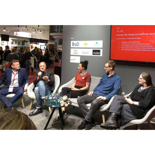 Podcasts: Wie Verlage, Autorinnen und Autoren das Medium optimal nutzen