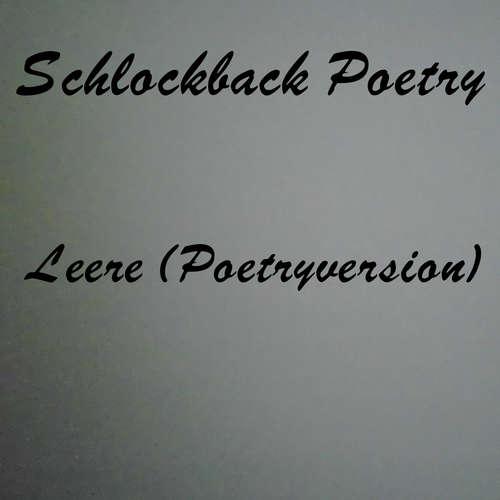 Leere (Poetryversion)
